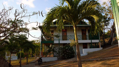South West Bay Hotel, Providencia, Colombia